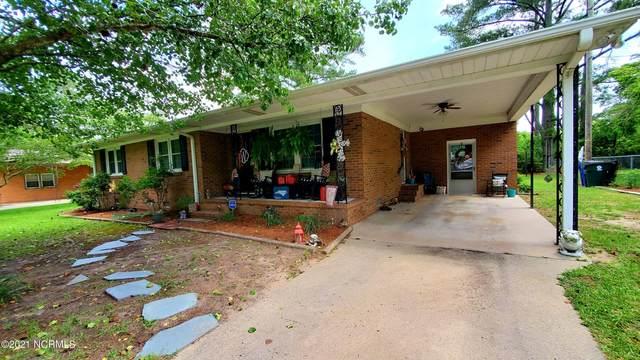 619 Saint Joseph Street, Grifton, NC 28530 (MLS #100275810) :: Berkshire Hathaway HomeServices Prime Properties