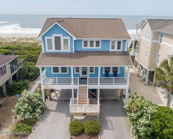 249 Ocean Boulevard W, Holden Beach, NC 28462 (MLS #100275838) :: Carolina Elite Properties LHR