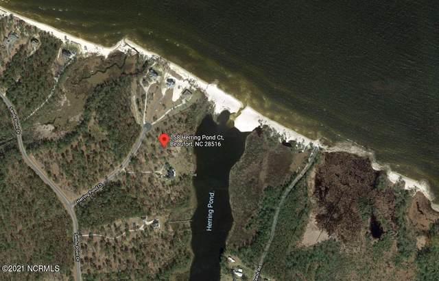 158 Herring Pond Court, Beaufort, NC 28516 (MLS #100275840) :: Carolina Elite Properties LHR