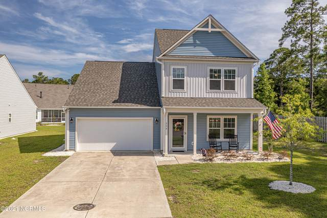 334 Snowdrop Court NW, Calabash, NC 28467 (MLS #100275844) :: The Oceanaire Realty
