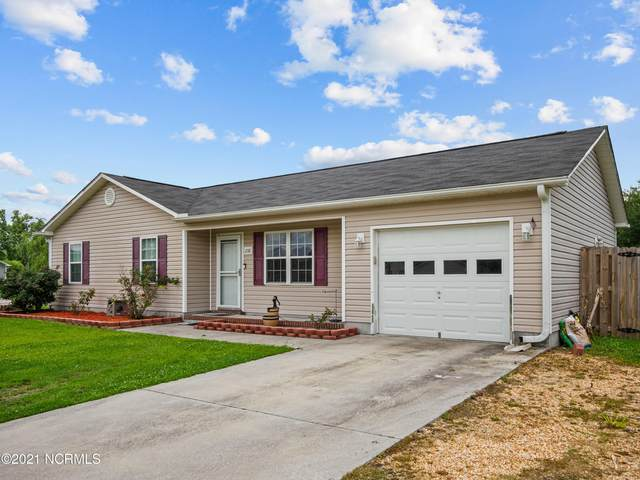 206 Hackney Ridge Lane, Jacksonville, NC 28540 (MLS #100275847) :: Berkshire Hathaway HomeServices Hometown, REALTORS®