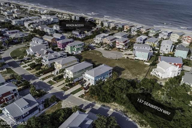 157 Seawatch Way, Kure Beach, NC 28449 (MLS #100275862) :: RE/MAX Essential
