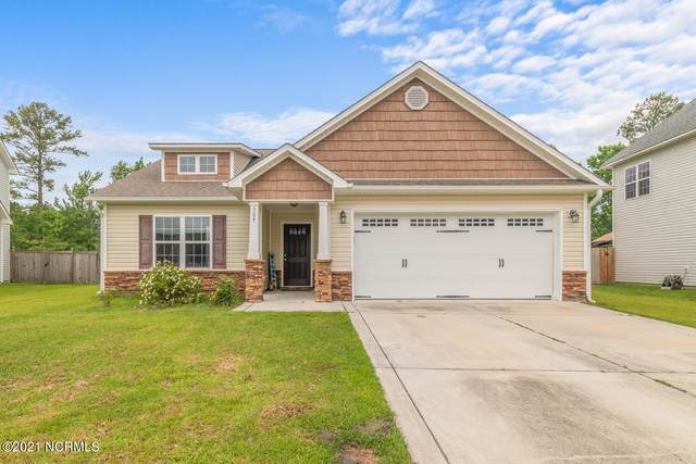 309 Merin Height Road, Jacksonville, NC 28546 (MLS #100275866) :: Carolina Elite Properties LHR