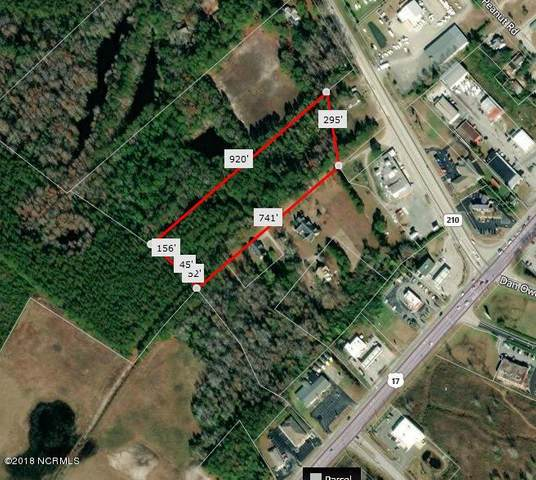 0 210 Hwy Highway E, Hampstead, NC 28443 (MLS #100275868) :: Great Moves Realty