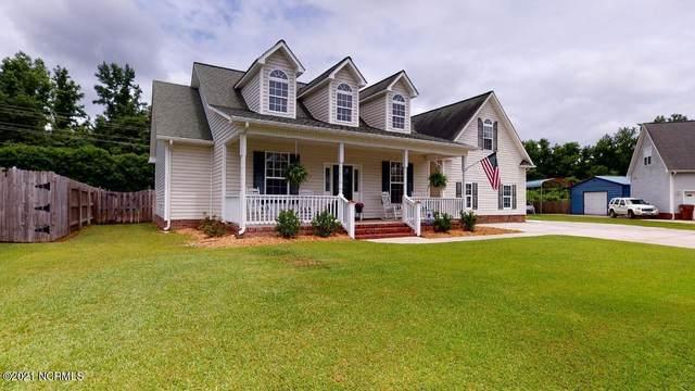 202 Bunker Court, Jacksonville, NC 28540 (MLS #100275889) :: RE/MAX Essential