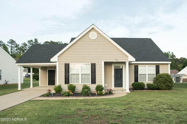 713 Daffodil Way, Rocky Mount, NC 27804 (MLS #100275921) :: Berkshire Hathaway HomeServices Hometown, REALTORS®
