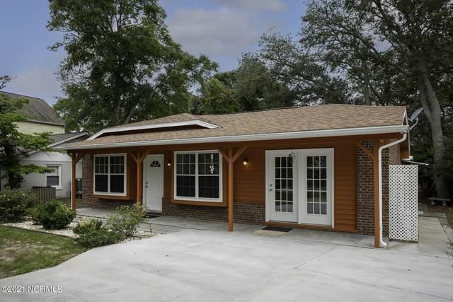 107 NW 9th Street, Oak Island, NC 28465 (MLS #100275925) :: Carolina Elite Properties LHR