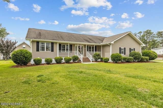 164 Whitehurst Road, Smyrna, NC 28579 (MLS #100275933) :: Carolina Elite Properties LHR