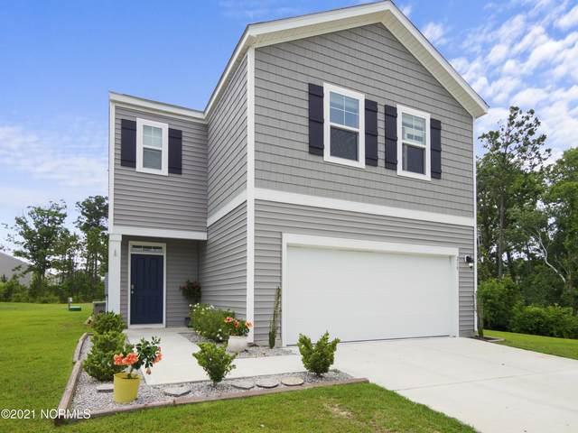 219 Cheswick Drive, Holly Ridge, NC 28445 (MLS #100275944) :: David Cummings Real Estate Team