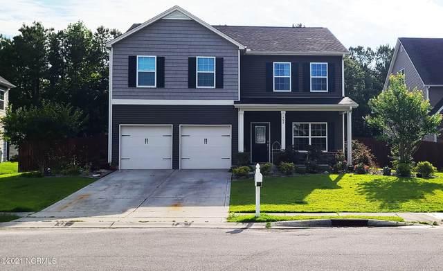 102 Creek End Court, Swansboro, NC 28584 (MLS #100276014) :: Berkshire Hathaway HomeServices Hometown, REALTORS®