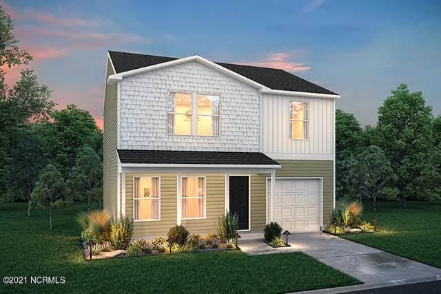 1106 Hope Farm Drive, Tarboro, NC 27886 (MLS #100276020) :: CENTURY 21 Sweyer & Associates