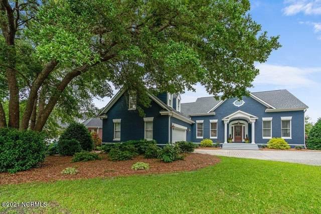 416 White Columns Way, Wilmington, NC 28411 (MLS #100276033) :: Carolina Elite Properties LHR