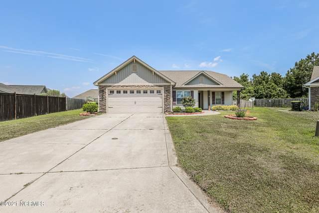 103 Dahlia Lane, Jacksonville, NC 28546 (MLS #100276097) :: Carolina Elite Properties LHR