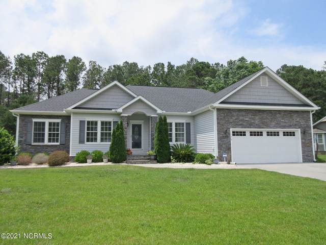 126 Silver Creek Drive, Swansboro, NC 28584 (MLS #100276105) :: Holland Shepard Group