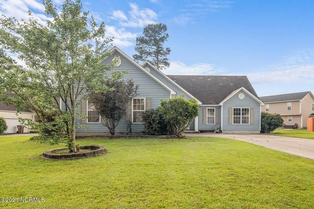 122 Whiteleaf Drive, Jacksonville, NC 28546 (MLS #100276125) :: Courtney Carter Homes