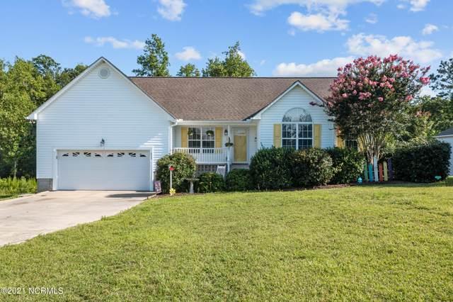 317 Appaloosa Court, Swansboro, NC 28584 (MLS #100276139) :: Berkshire Hathaway HomeServices Prime Properties