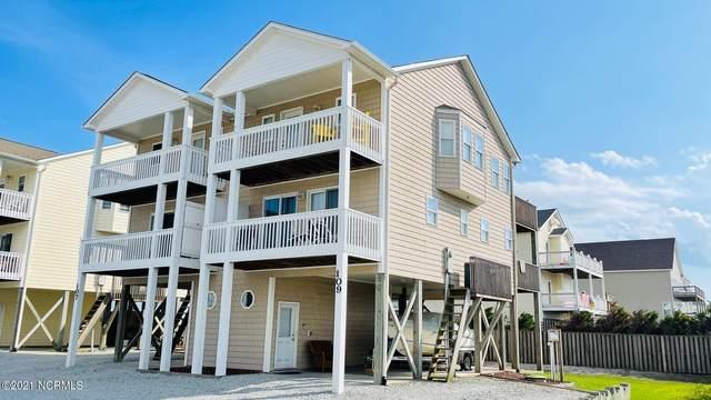 109 Volusia Drive, North Topsail Beach, NC 28460 (MLS #100276145) :: CENTURY 21 Sweyer & Associates