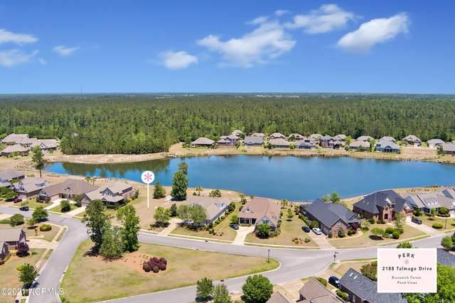 2188 Talmage Drive, Leland, NC 28451 (MLS #100276154) :: Carolina Elite Properties LHR