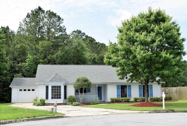 111 Saddle Ridge Court, Jacksonville, NC 28540 (MLS #100276156) :: Aspyre Realty Group | Coldwell Banker Sea Coast Advantage