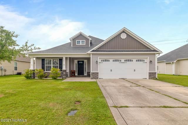 127 Cavalier Drive, Jacksonville, NC 28546 (MLS #100276160) :: Courtney Carter Homes