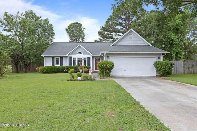 167 Audubon Drive, Jacksonville, NC 28546 (MLS #100276164) :: Donna & Team New Bern