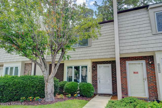 508 Cobblestone Drive, Wilmington, NC 28405 (MLS #100276167) :: CENTURY 21 Sweyer & Associates