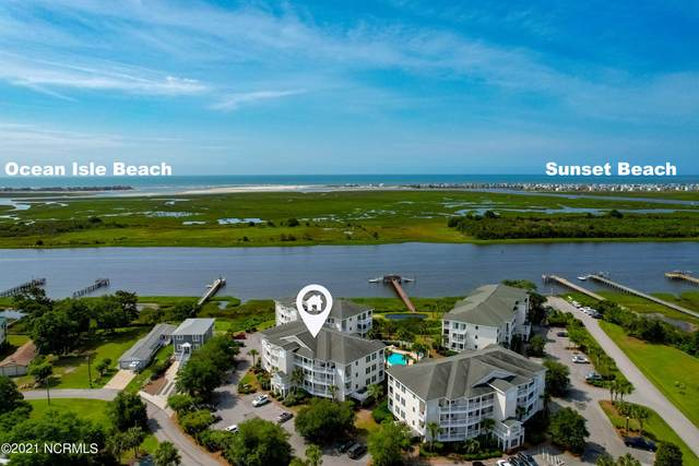 1135 Park Road SW #3302, Sunset Beach, NC 28468 (MLS #100276169) :: Carolina Elite Properties LHR