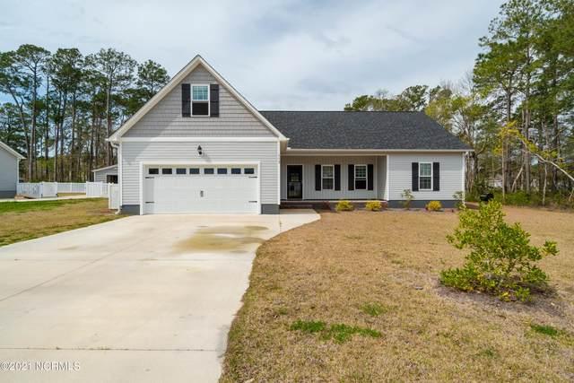 112 Dolphin Street, Cape Carteret, NC 28584 (MLS #100276183) :: David Cummings Real Estate Team