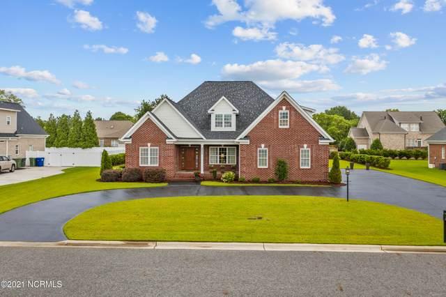 3901 Dunhagan Road, Greenville, NC 27858 (MLS #100276213) :: CENTURY 21 Sweyer & Associates
