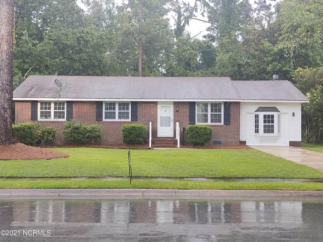 3107 Northwoods Drive, Jacksonville, NC 28540 (MLS #100276223) :: Castro Real Estate Team