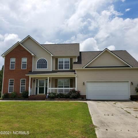 303 Old Dam Road, Jacksonville, NC 28540 (MLS #100276246) :: Castro Real Estate Team