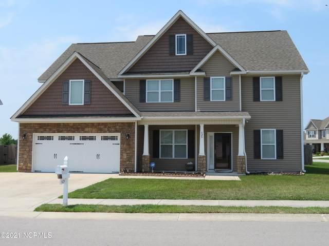 629 Arabella Drive, Jacksonville, NC 28546 (MLS #100276249) :: Vance Young and Associates