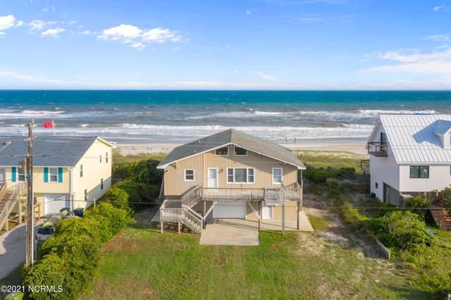 311 Ocean Drive, Emerald Isle, NC 28594 (MLS #100276252) :: Barefoot-Chandler & Associates LLC