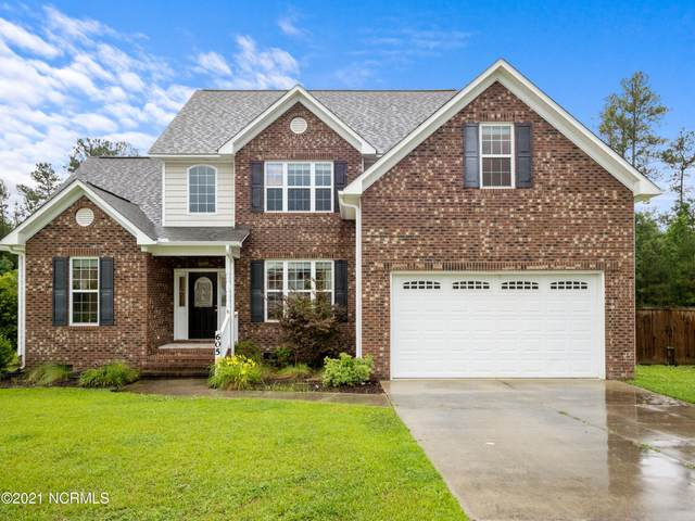 605 Stagecoach Drive, Jacksonville, NC 28546 (MLS #100276256) :: RE/MAX Elite Realty Group