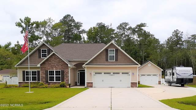517 Stately Pines Road, New Bern, NC 28560 (MLS #100276257) :: Aspyre Realty Group | Coldwell Banker Sea Coast Advantage