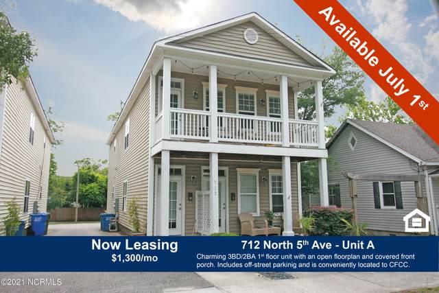 712 N 5th Avenue, Wilmington, NC 28401 (MLS #100276287) :: RE/MAX Essential