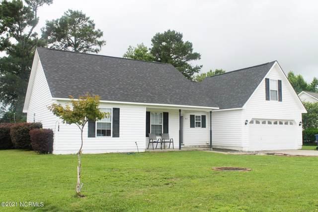 611 Darkwood Drive, Havelock, NC 28532 (MLS #100276288) :: Holland Shepard Group
