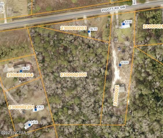 0 Pigott Road SW, Shallotte, NC 28470 (MLS #100276303) :: Berkshire Hathaway HomeServices Prime Properties