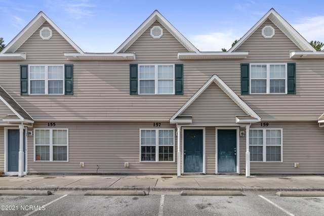 157 Cornerstone Place, Jacksonville, NC 28546 (MLS #100276304) :: Holland Shepard Group