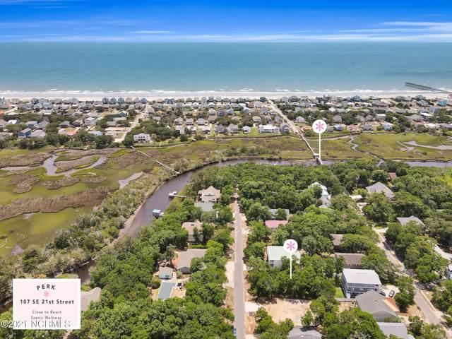 107 SE 21st Street, Oak Island, NC 28465 (MLS #100276308) :: RE/MAX Essential