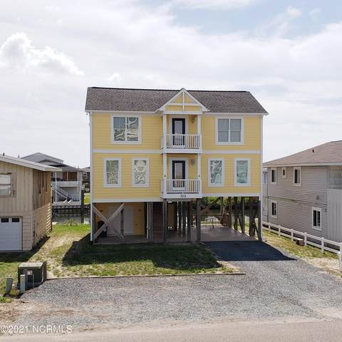112 Starfish Drive, Holden Beach, NC 28462 (MLS #100276311) :: Castro Real Estate Team