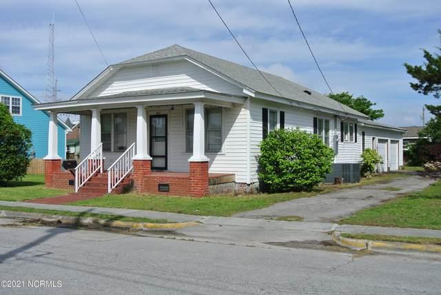 417 Queen Street, Beaufort, NC 28516 (MLS #100276322) :: CENTURY 21 Sweyer & Associates