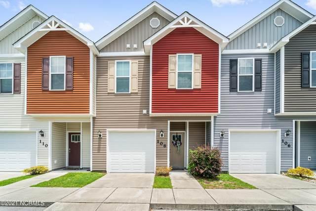 108 Caldwell Loop, Jacksonville, NC 28546 (MLS #100276326) :: Castro Real Estate Team