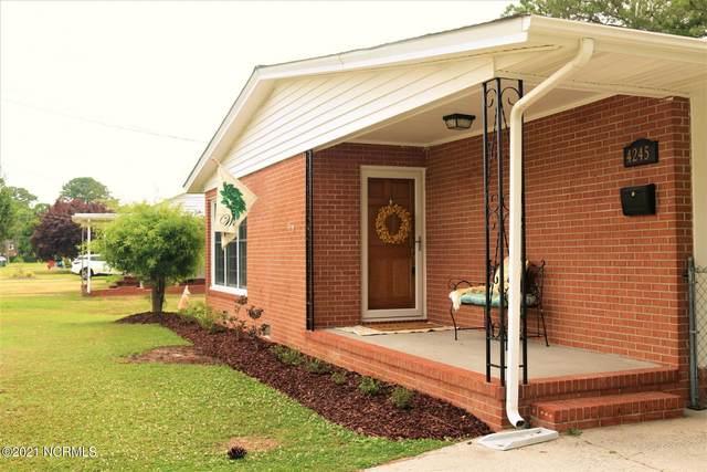 4245 Park Avenue, Ayden, NC 28513 (MLS #100276327) :: Courtney Carter Homes