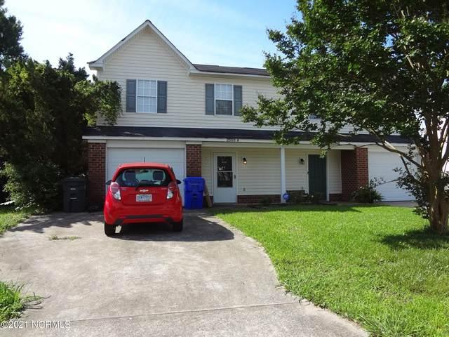 2503 Bluff View Court A, Greenville, NC 27834 (MLS #100276333) :: CENTURY 21 Sweyer & Associates