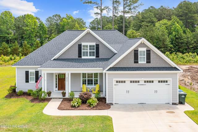 3932 Colony Woods Drive, Greenville, NC 27834 (MLS #100276345) :: Berkshire Hathaway HomeServices Prime Properties