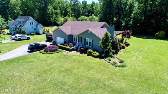 2341 Woodridge Drive, Winterville, NC 28590 (MLS #100276362) :: Berkshire Hathaway HomeServices Prime Properties