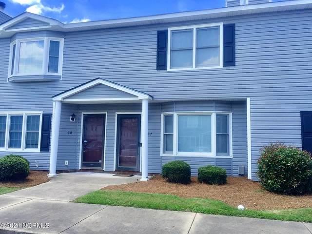 3320 Landmark Street C-7, Greenville, NC 27834 (MLS #100276385) :: RE/MAX Elite Realty Group
