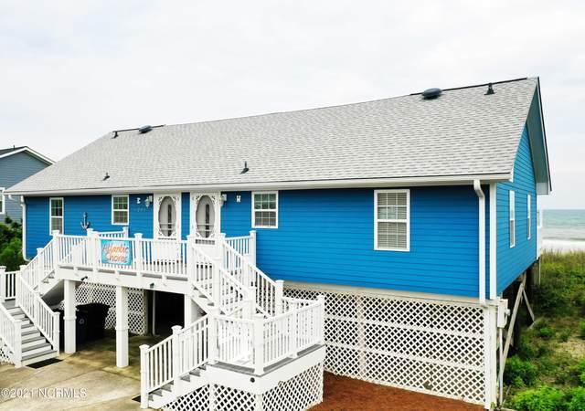 1205 Ocean Drive E & W, Emerald Isle, NC 28594 (MLS #100276390) :: Barefoot-Chandler & Associates LLC