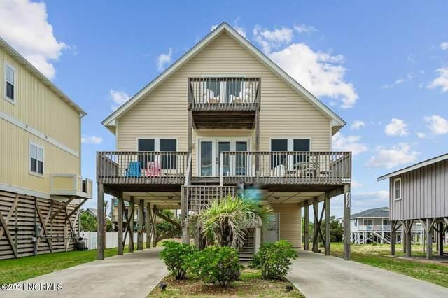 1716 W Beach Drive, Oak Island, NC 28465 (MLS #100276394) :: Coldwell Banker Sea Coast Advantage